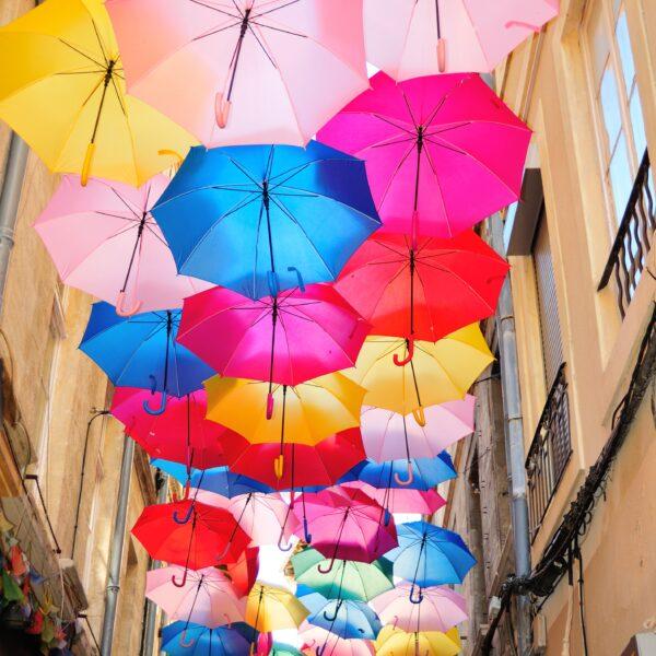 vestirsi con la pioggia